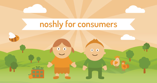 Noshly for Consumers